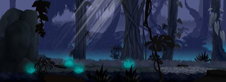 2D Videogame environment