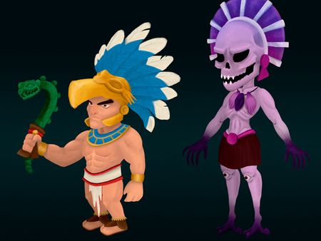 2d game character design