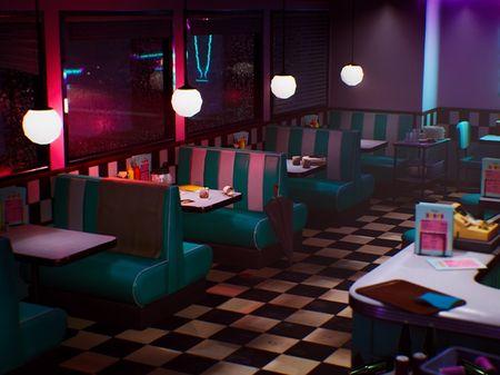 After Hours - 80s Diner