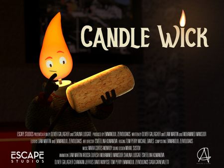 Candle Wick | Short Animation