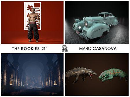 20/21 projects by Marc Casanova