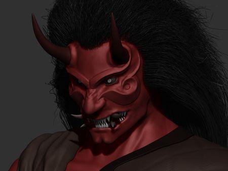 Samurai Oni