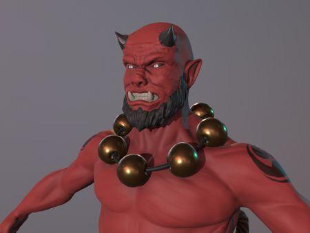 ONI - Demon's Nightmare