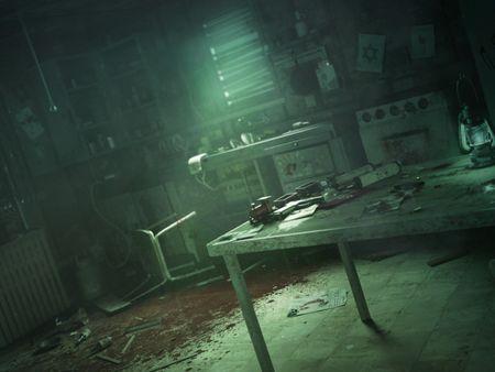 Horror Kitchen