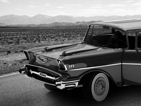 1957 Bel Air Chevrolet
