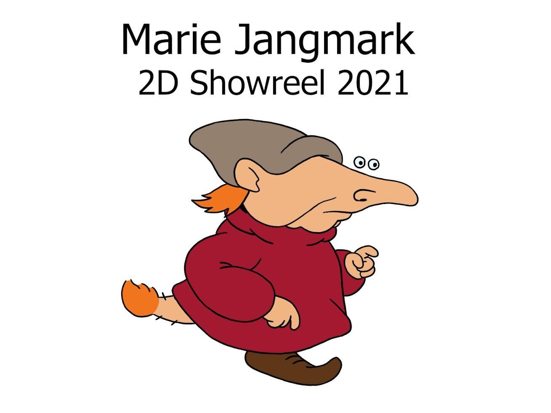 2D Animation Showreel