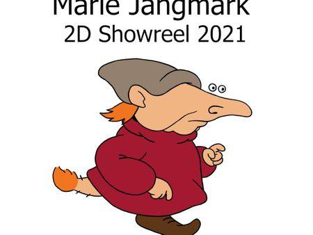 Marie Almine Jangmark