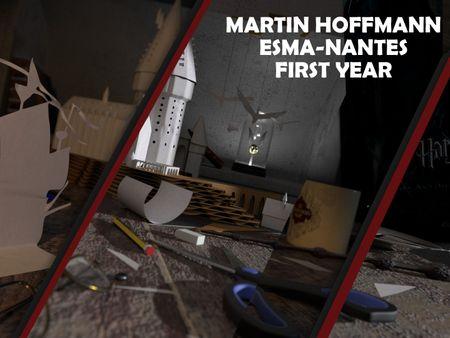 Martin HOFFMANN : Desk