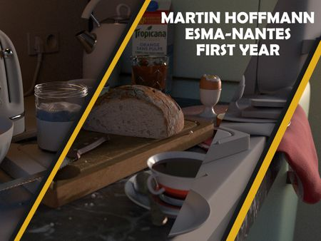 Martin HOFFMANN : Breakfast