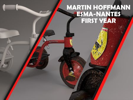 Martin HOFFMANN : tricycle