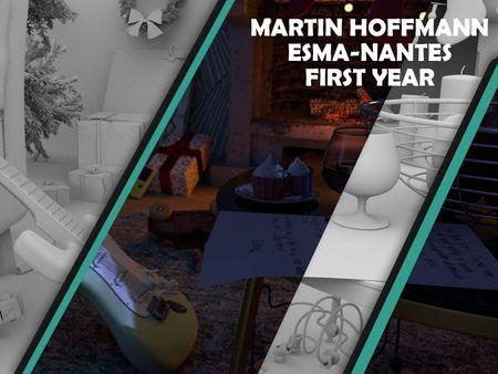 Martin HOFFMANN : Under the tree