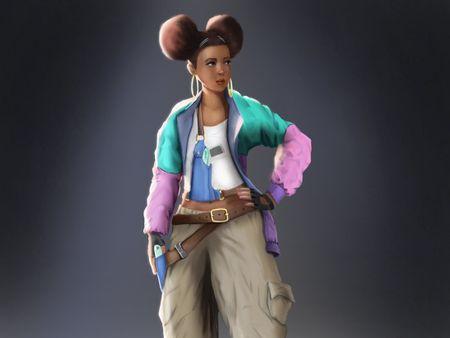 90s bounty hunter