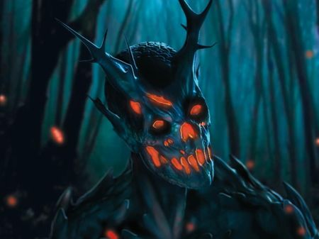 the forest's demon
