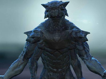 The Rekuta: Creature Design