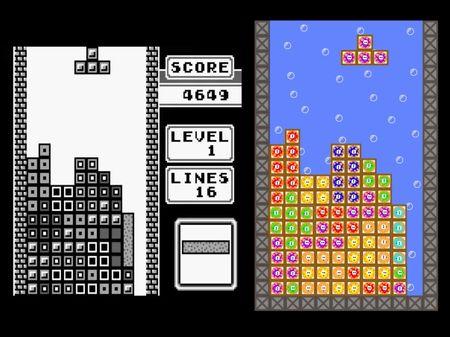 Animación Tetris Submarino