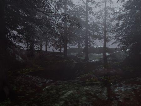 WIP After Dark (Unreal 4)