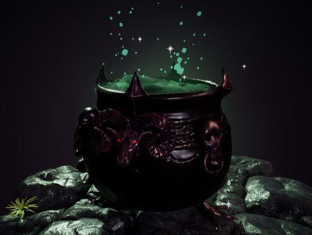 Weekly Drill 060 - Magic Potion