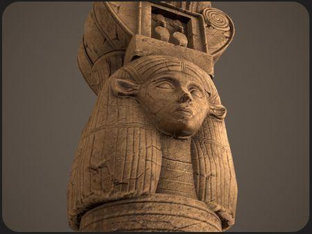 Hathoric Column