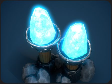 Dungeon Lamps