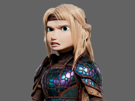 Astrid Hofferson | How to Train Your Dragon 3