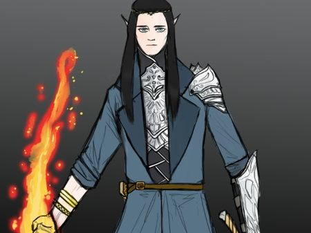 Alder Hathulon - El legitimo heredero del reino de Urhehn