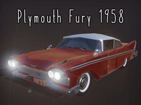 Plymouth Fury 1958