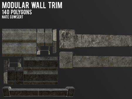 Modular Wall Trim