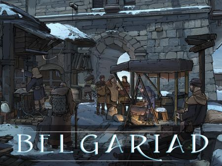 Belgariad Pawn of prophecy