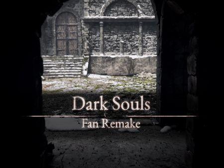 Dark Souls Remake Fanart