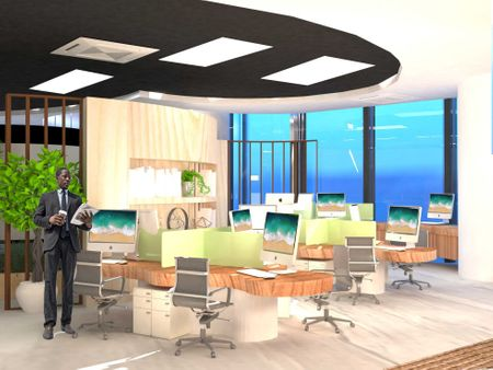 COLLABORATE OFFICE SPACE