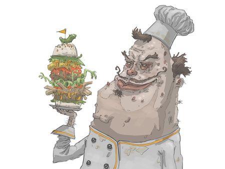 Gastro Comical
