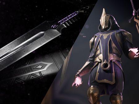 Crow Sword - Desert Hero