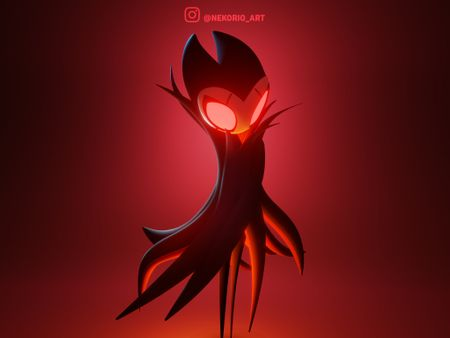 Grimm from Hollow Knight