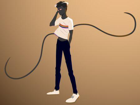 Character Design - Monstersona