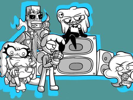Family Night Funkin (Friday Night Funkin' Mod)