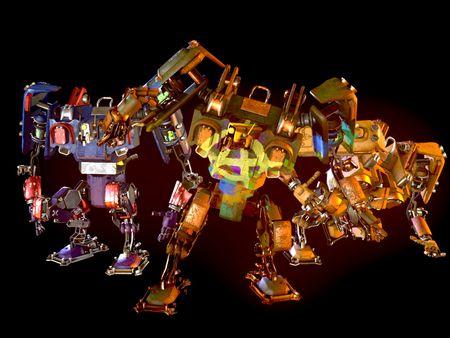 Big Bot  by Nick Franco