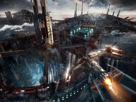 Outpost Atlantis 🌊