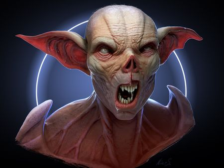 Man-Bat (Fan-Art)