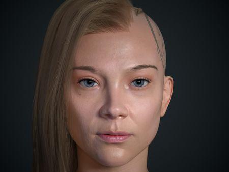 Nathalie Dormer Likeness