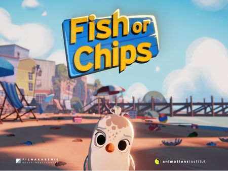 Fish or Chips Co-op Game