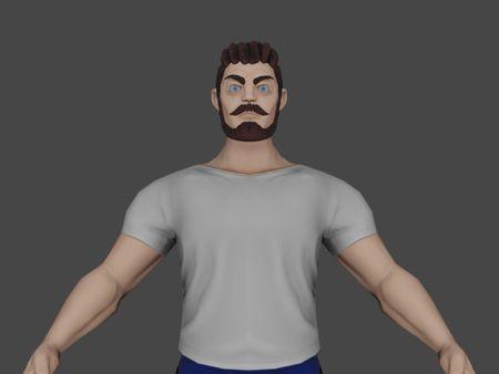 Character rework