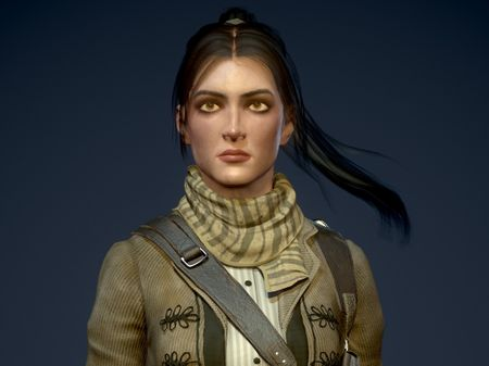 Devi - Real time character