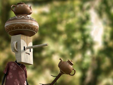 The Pot Master 3D
