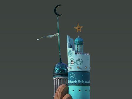 Le Magicien Island - 3D