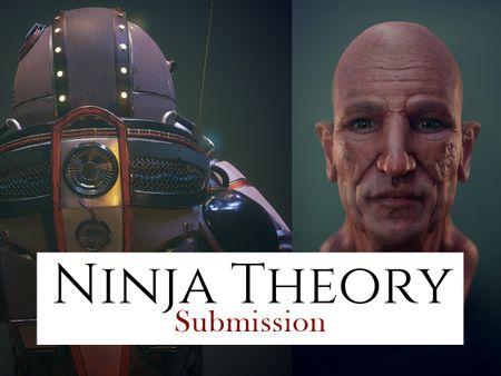 Ninja Theory Portfolio Entry