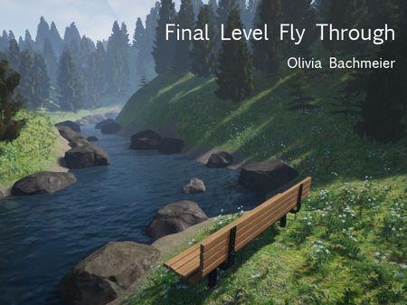 Final Level Fly Through
