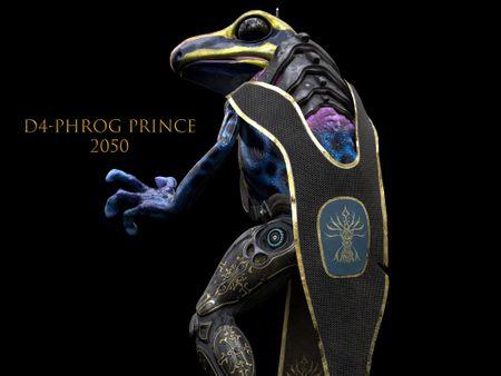 D4-PHROG Prince 2050
