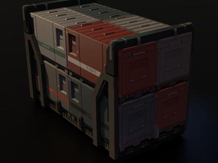 Cargo Prop