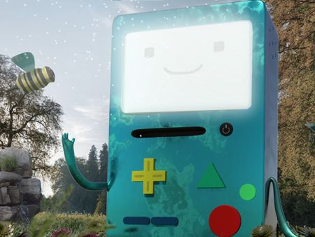 BMO Texturing and video composition