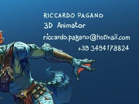 3D Animation reel